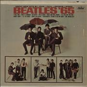 The Beatles Beatles '65 - G USA vinyl LP