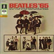 Click here for more info about 'Beatles '65 - Reissue Blue Label'
