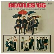 The Beatles Beatles '65 - VG USA vinyl LP