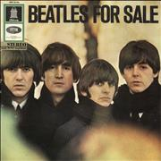 The Beatles Beatles For Sale - 1st Germany vinyl LP