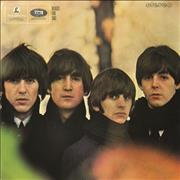 The Beatles Beatles For Sale - EMI - Laminated UK vinyl LP