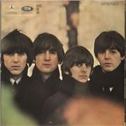 The Beatles Beatles For Sale - EMI - Sample UK vinyl LP