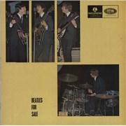 The Beatles Beatles For Sale - Orange Label Australia vinyl LP