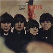Click here for more info about 'Beatles For Sale - Red Vinyl'