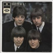 "The Beatles Beatles For Sale (No 2) EP - 2nd UK 7"" vinyl"