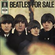 The Beatles Beatles For Sale Germany vinyl LP