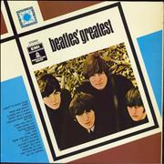The Beatles Beatles' Greatest - Black Vinyl Netherlands vinyl LP