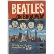 The Beatles Beatles On Broadway UK book