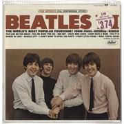 The Beatles Beatles VI - 1st - shrink USA vinyl LP
