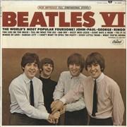 The Beatles Beatles VI - Apple USA vinyl LP