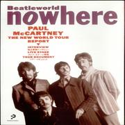 Click here for more info about 'The Beatles - Beatleworld Nowhere'