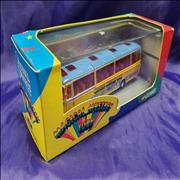The Beatles Bedford Val Panorama Magical Mystery Tour Bus UK Toy