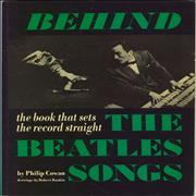 Click here for more info about 'The Beatles - Behind The Beatles Songs'