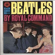 The Beatles By Royal Command UK magazine