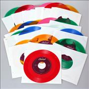 Click here for more info about 'The Beatles - Collection Of Coloured Vinyl Jukebox Issue 7