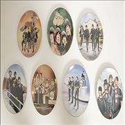 Click here for more info about 'The Beatles - Collection Of The Beatles Collection Plates'