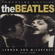 The Beatles Composing Outside The Beatles: Lennon And McCartney 1973-1980 UK DVD
