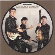The Beatles Cry For A Shadow UK picture disc LP