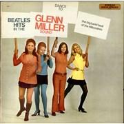 The Beatles Dance To Beatles Hits In The Glenn Miller Sound UK vinyl LP