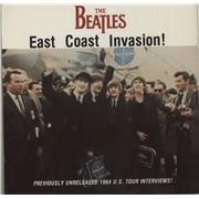The Beatles East Coast Invasion! USA vinyl LP