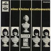 "The Beatles Eine Kleine Beatle MusiK UK 7"" vinyl"