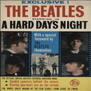 The Beatles Exclusive! The Beatles Starring In A Hard Day's Night UK magazine