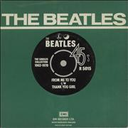 "The Beatles From Me To You - 1976 Issue UK 7"" vinyl"