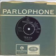 """The Beatles From Me To You - 1st - EX UK 7"""" vinyl"""