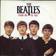 Click here for more info about 'The Beatles - From Me To You - 20th Anniversary Issue - Solid Centre'