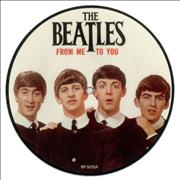 "The Beatles From Me To You UK 7"" picture disc"