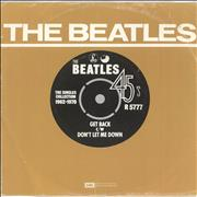 Click here for more info about 'The Beatles - Get Back'