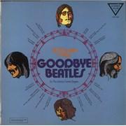 The Beatles Goodbye Beatles UK vinyl LP