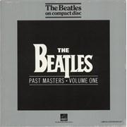 The Beatles HMV Boxed Sets - Set of 9 UK cd album box set
