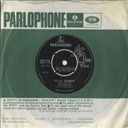Click here for more info about 'The Beatles - Hello, Goodbye - 1st - 4pr'