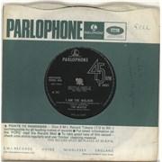 "The Beatles Hello, Goodbye - 1st - Solid - EX UK 7"" vinyl"