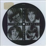 Click here for more info about 'The Beatles - Hello Goodbye - Barcode Stickered'