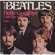 The Beatles Hello Goodbye USA CD single Promo