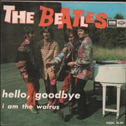 Click here for more info about 'The Beatles - Hello, Goodbye'