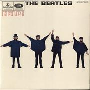The Beatles Help! - 1st - EX UK vinyl LP