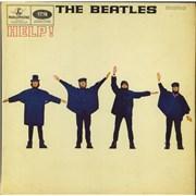 The Beatles Help! - 1st - VG UK vinyl LP
