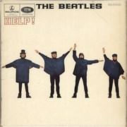 The Beatles Help! - 1st - woc UK vinyl LP