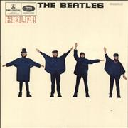 The Beatles Help! - 1st UK vinyl LP