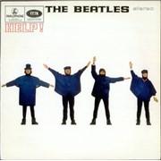 The Beatles Help! - 2 Box - Gram UK vinyl LP