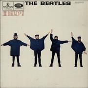 The Beatles Help! - 2nd - VG UK vinyl LP