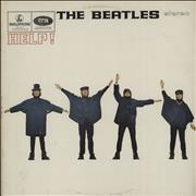 The Beatles Help! - All Rights - No Barcode - EX UK vinyl LP