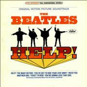 Click here for more info about 'The Beatles - Help! - Apple'