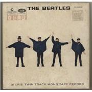 The Beatles Help! - Mono Reel-To-Reel Tape UK Reel to Reel