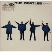 The Beatles Help! - Pathé Marconi UK vinyl LP