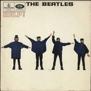 The Beatles Help! - Two Box - Gram Co - VG UK vinyl LP