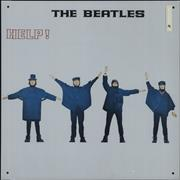 The Beatles Help! Album Cover UK memorabilia
